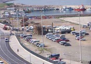 Giresun limanında 15 gemiye ceza kesildi