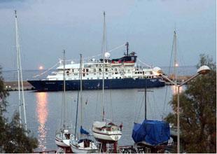 Kuzey Kıbrıs'ta, limanların özelleştirilmesi planlanıyor