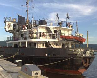 Streamline gemisinin Rus mürettebatının tamamı evlerine döndü
