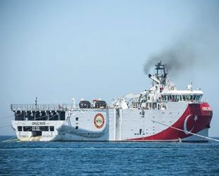 MTA Oruç Reis gemisi, Marmara'yı karış karış inceliyor