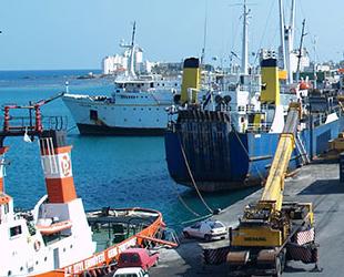 KKTC limanlarına giren kaptanlar para ve hapis cezasıyla tehdit ediliyor