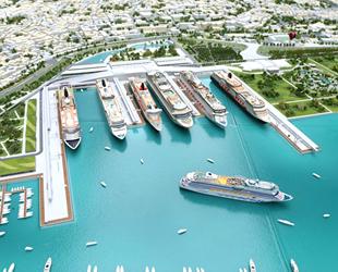 Kruvaziyer Limanı sayesinde her yıl 800 bin turist gelecek