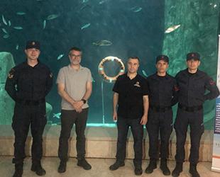 Sahil Güvenlik Komutanlığı ile İstanbul Akvaryum işbirliği yaptı