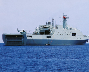 Çin Donanması, gemi sayısı olarak ABD'yi geride bıraktı