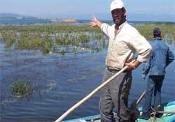 Göller Bölgesi yok oluyor
