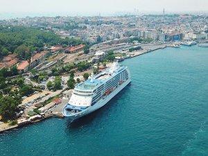 Türkiye'ye 275 kruvaziyer gemisi sefer yapacak