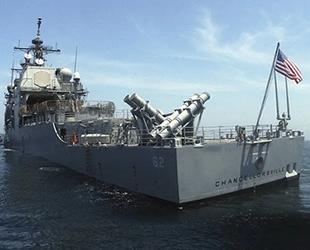ABD ve Rus gemileri, Güney Çin Denizi'nde karşı karşıya geldi