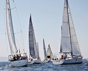 Dragut Sailing Cup Yarışları tamamlandı