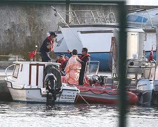 Gemlik'te batan arızalı tekne sabıkalı çıktı