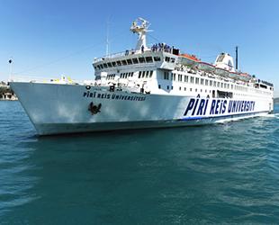 PRÜ gemisi, eğitim ve staj amaçlı seyre çıktı