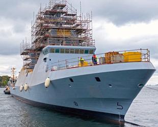 İsrail Donanması 4 adet yeni korvet inşa ettiriyor