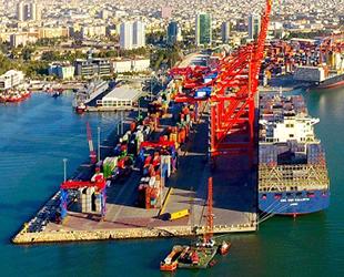 Akdeniz İhracatçı Birlikleri'nin ihracatı yüzde 19 arttı