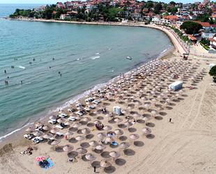 Kocaeli'nin plajları yaz sezonuna hazır hale getirildi
