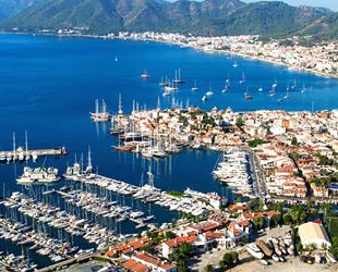 Ege'de marinalar artık Türk Lirası ile hizmet veriyor