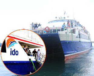İDO, Türkiye-Bulgaristan arasında ilk deniz otobüsü seferini gerçekleştirdi