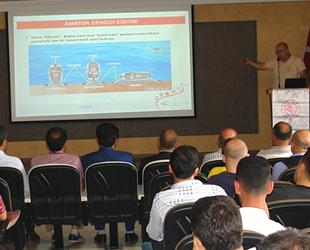 Sivas'ta 'Amatör Denizcilik Eğitimi' verildi