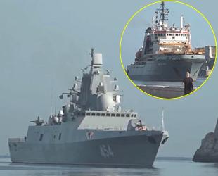 Rus savaş gemileri, Havana Limanı'na demir attı