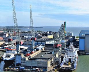Helsinki Tersanesi, Vodohod için iki adet yolcu gemisi inşa edecek