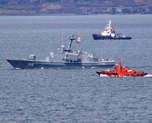 Karadeniz'de Sea Breeze 2019 Tatbikatı başladı