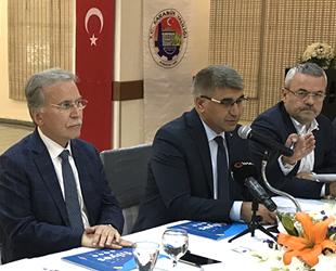 Mehmet Ali Şahin: Liman kapasitemiz yıllık 120 milyon tona çıkacak
