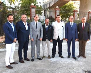 1 Temmuz Denizcilik ve Kabotaj Bayramı, İzmir Limanı'nda kutlandı