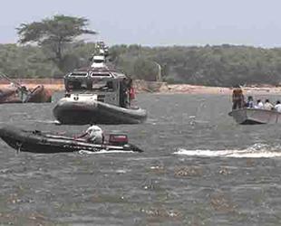 Pakistan'da tekne alabora oldu: 4 ölü, 31 kayıp...