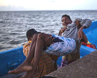 Honduras'ta 'Capitan Waly' isimli balıkçı teknesi battı: 26 ölü...