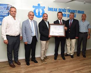 İZDENİZ, uluslararası denizyolu şirketi olmayı hedefliyor
