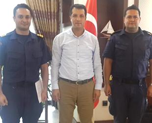 Hopa Sahil Güvenlik Bot Komutanı Yüzbaşı Umut Özdemir'in tayini çıktı