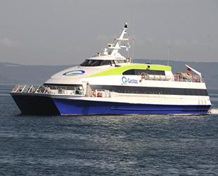 Gestaş'ın Erdek-Avşa-Marmara deniz otobüsü seferleri başlıyor