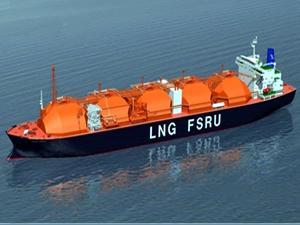 Kolin, Kalyon ve Önal Kardeşlere ait TURQUOISE P isimli FSRU, yarın Etki Limanı'na yanaşıyor