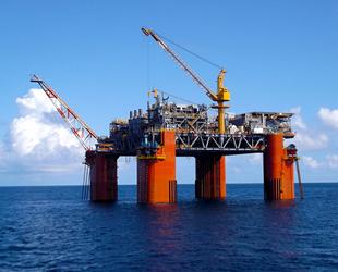 Meksika Körfezi'nde petrol üretimi erken başladı
