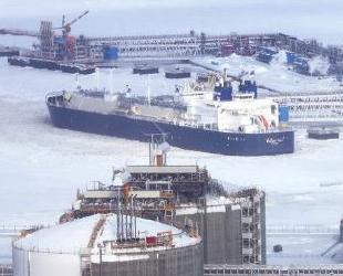 Novatek, Yamal tesislerinden 9 milyon ton LNG üretti