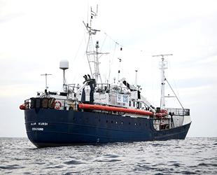 İtalya, Alan Kurdi gemisine limanlarını kapattı