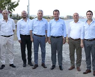 Mersin'de 'Mavi Büyüme Buluşması' düzenlendi