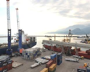 Batı Akdeniz'den 6 ayda 921 milyon dolarlık ihracat gerçekleştirildi