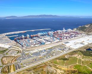 Tanca Akdeniz 2 Limanı, Afrika'nın yeni ticaret kapısı olma yolunda ilerliyor