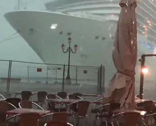Costa Deliziosa isimli kruvaziyer kontrolden çıktı! Facia son anda önlendi...
