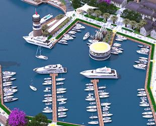 Yat limanları, 'Kamu Özel İşbirliği Modeli' ile inşa edilecek