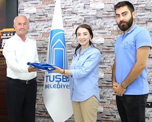 Mollakasım Halk Plajı 2. kez 'Mavi Bayrak' almaya hak kazandı