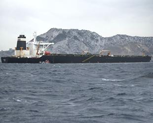 Cebelitarık'ta el konulan İran tankerinin kaptanları tutuklandı