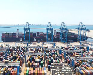 Abu Dabi, Khalifa Limanı'ndaki kapasiteyi 9.1 milyon TEU'ya çıkarmayı hedefliyor
