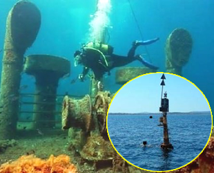 İzmir'deki 'Monem' gemisi batığı tehlike saçıyor
