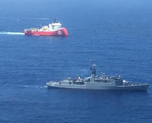 Türkiye'den AB'ye Doğu Akdeniz için 4. gemi uyarısı geldi