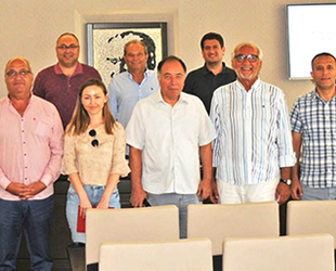 İMEAK DTO İskenderun Şubesi, 'Yöneticilik Eğitimi' semineri düzenledi