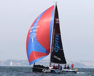 Palamut&CPM Sailing Team, Açık Deniz Yat Yarışı'nda 4 kupa kazandı