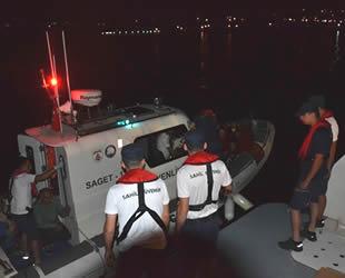 Ege'de 3 bin düzensiz göçmen yakalandı