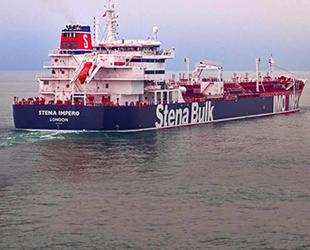 İran, 'Stena Impero' isimli İngiliz petrol tankerine el koydu