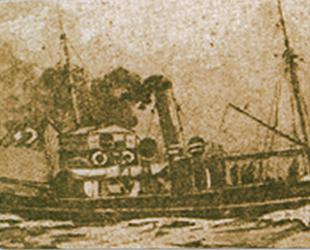 'Rüsumat No:4 Gemisi'nin anısı yaşatılacak