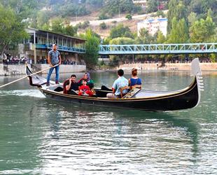 Tunceli, huzur, turizm, spor ve tatil şehri oldu